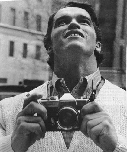 20 De Las Fotos Más Raras de Arnold Schwarzenegger