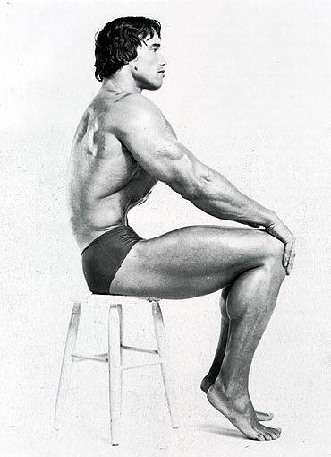 Ar 22 Arnold Schwarzenegger – Entrenamiento Para Abdominales De Acero