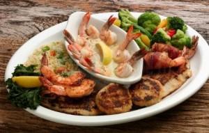 5 reglas para una comida saludable fuera de casa